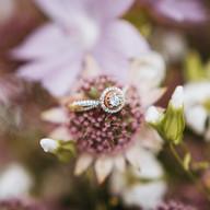 Wedding photo ring detail | Bröllopsfoto ring detalj