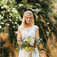 Wedding photo bride   Bröllopsfoto brud
