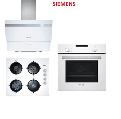 Siemens Ankastre Set58 (HB013FBW0T + EO6C2PB11O + LC65KA270T )