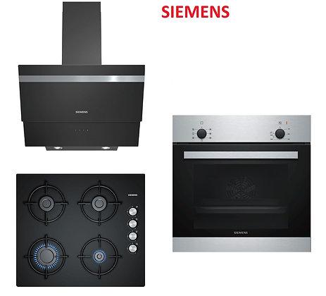 Siemens Ankastre Set 56 (HB010FBR0T + EO6C6PB11O + LC65KA670T )