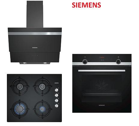 Siemens Ankastre Set41 (HB514FBR0T + EO6C6PB11O + LC65KA670T )