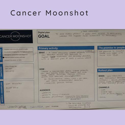 28 Nov 2016 Design Studio for Cancer Moonshot