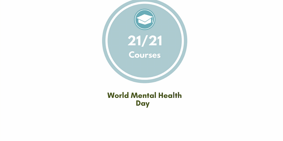 Well being day ( World Mental Health Day )