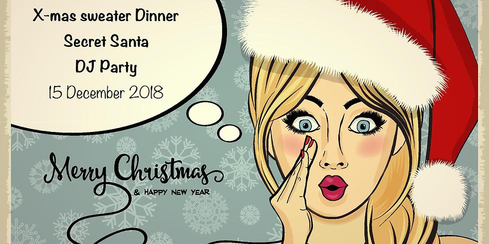 Christmas Dinner Geneva
