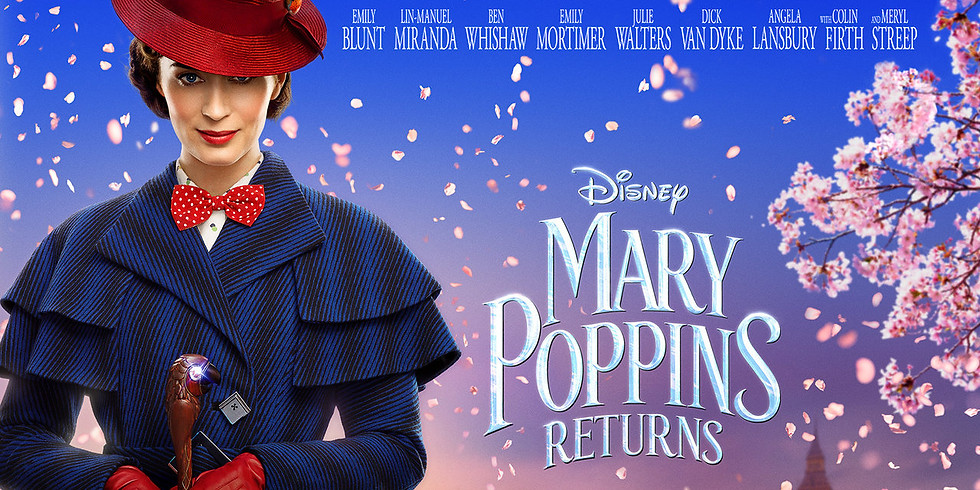 Mary Poppins Returns | Geneva