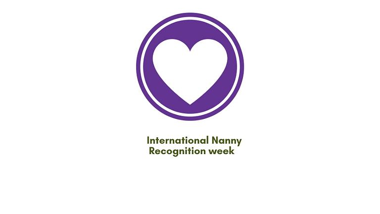 International Nanny Recognition Week