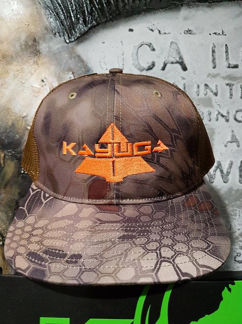 KRYPTECK TRUCKERS CAP