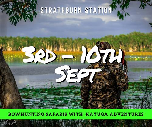 6 Day Bowhunting Safari - Cape York