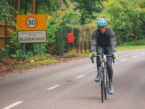 Brandon Kartick   Vet Student   Cyclist, Runner