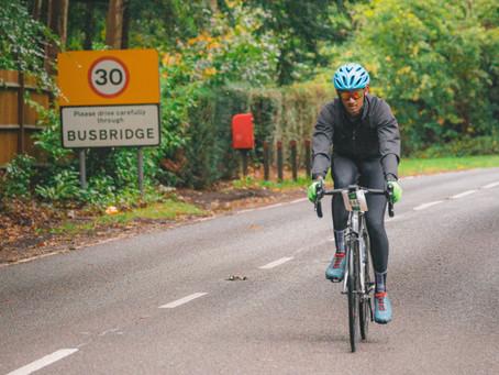 Brandon Kartick | Vet Student | Cyclist, Runner