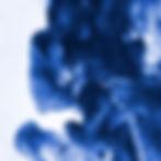 Espesa de humo azul