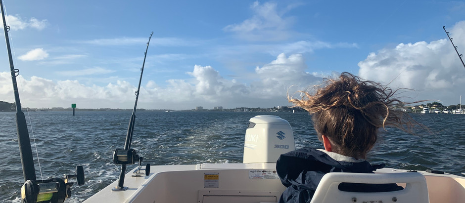 Gone Fishin' and Huntin'   ~  exploring some of South Florida's Hidden Hotspots