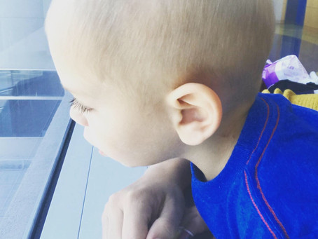 Fighting cancer as a toddler and winning