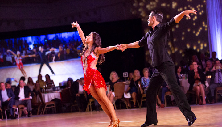 The show must go on; tune in tonight for Ballroom Battle!