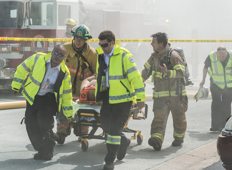 Responders: Reducing Secondary Traumatic Stress Reactions