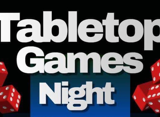 MUTTC Tabletop Games Night