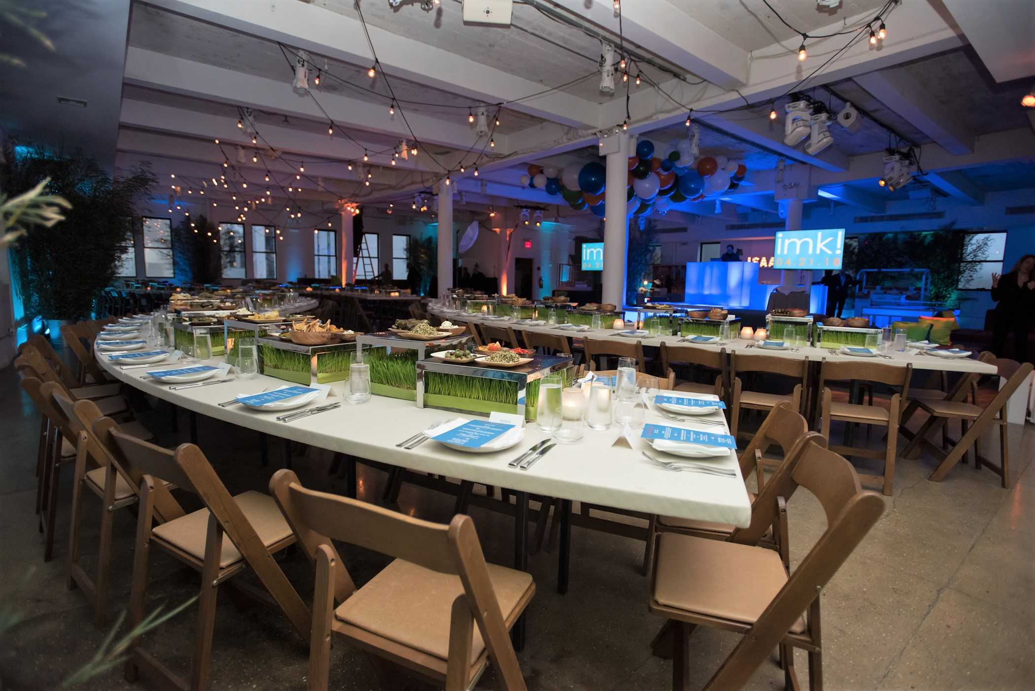 Hudson Mercantile Bar Mitzvah