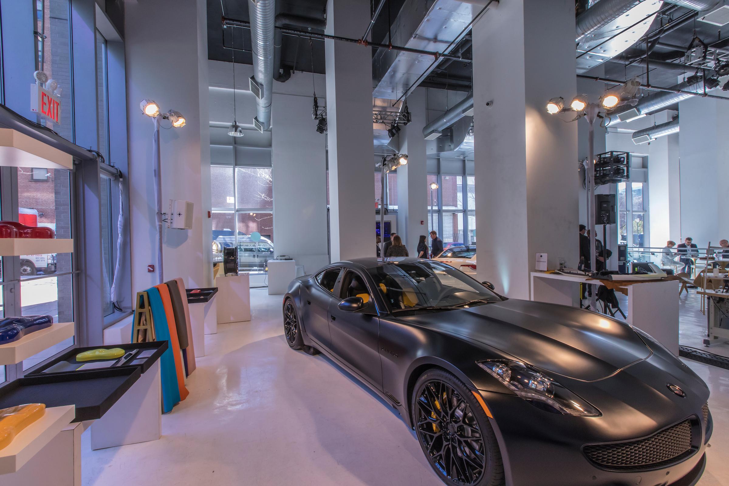 Mercantile 37 Karma Auto Show