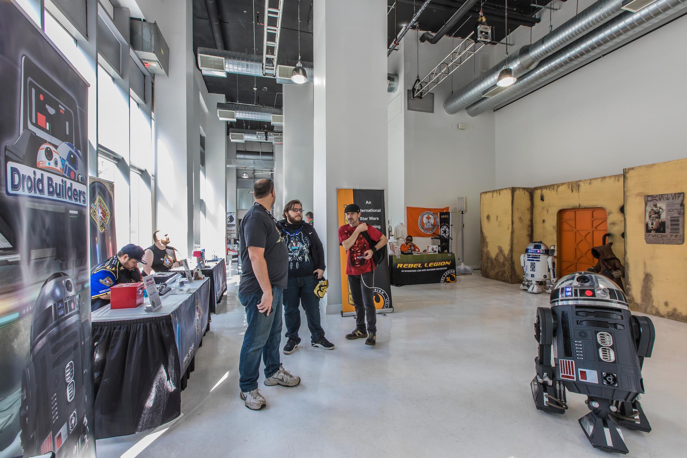 Mercantile 37 Comic Con