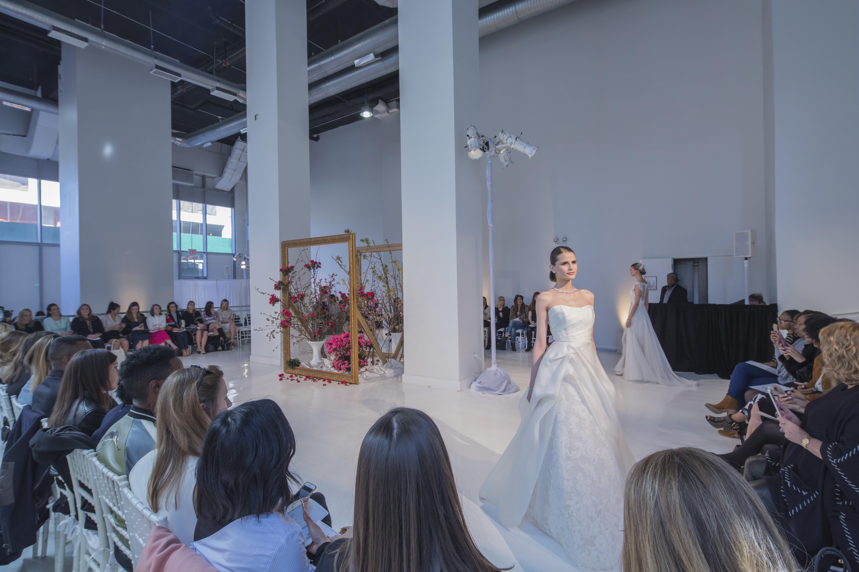 Mercantile 38 Bridal Fashion Show