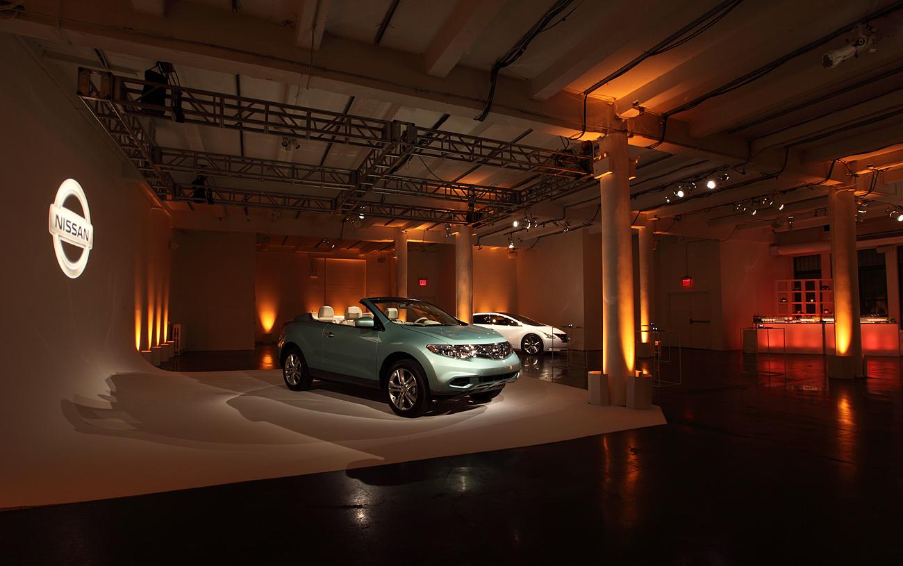 Hudson Mercantile Auto Show