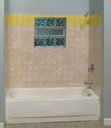 Smartbath: Before Acrylic Bathtub Liner