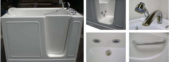 Smartbath: Walk-In Safety Tub