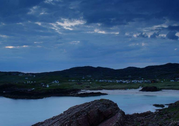 Clachtoll at dusk