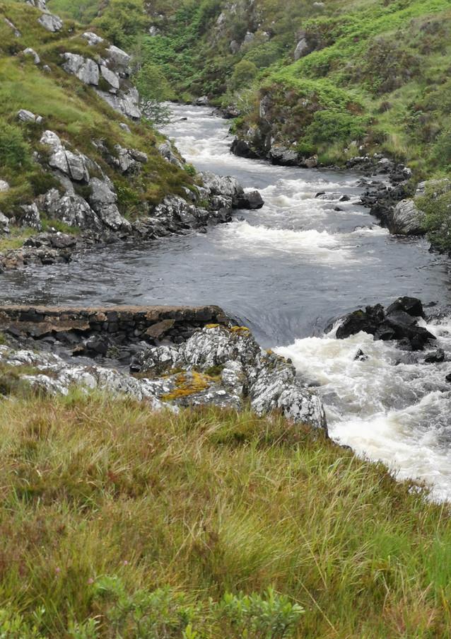 River Inver Assynt