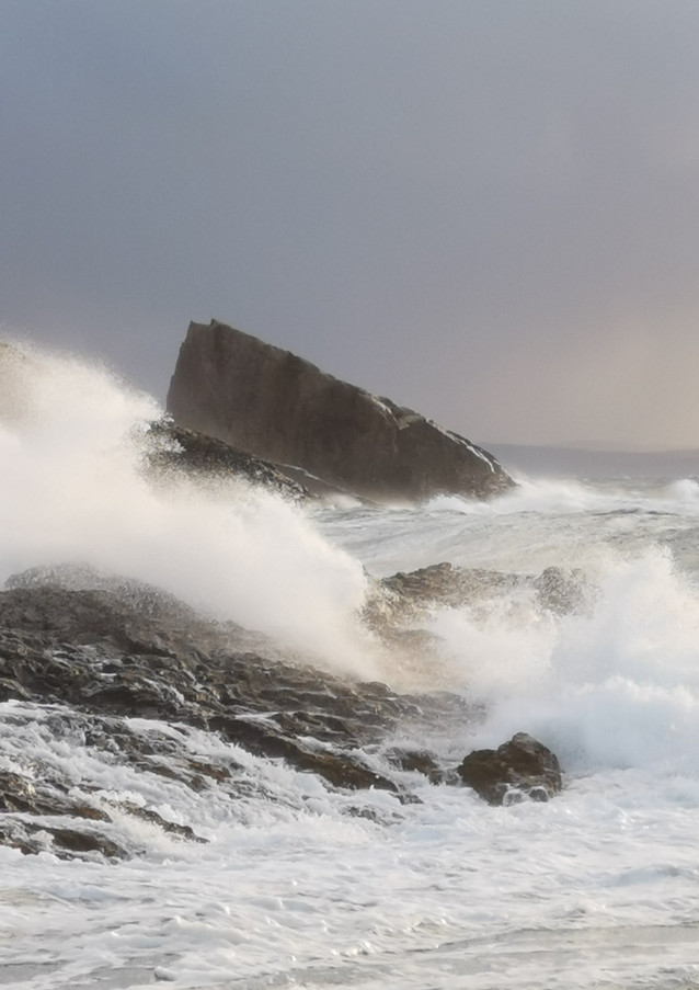 Clachtoll storm