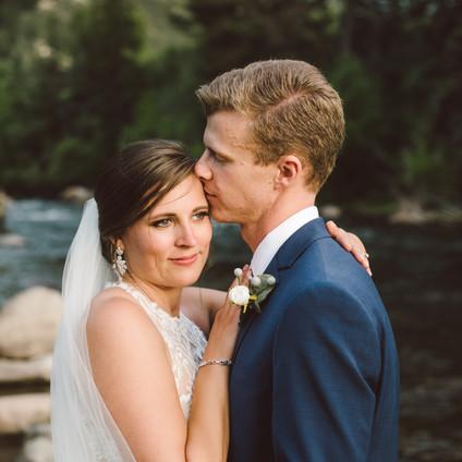 Katie & Chris's Westin Riverfront Resort & Spa Vail Valley Wedding