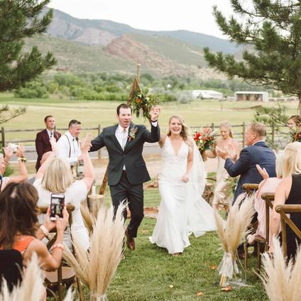 Kirstie & Mike's Loveland Wedding