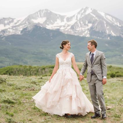Julia & Patrick's Basalt Wedding @ The Dallenbach Ranch
