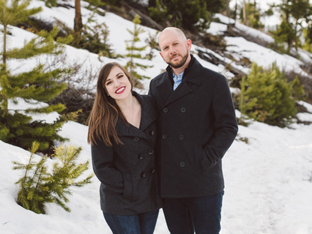 Jessica & Kyle's Sapphire Point Engagement!