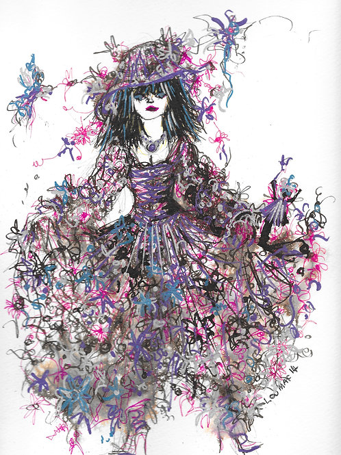 Witchy Fairy