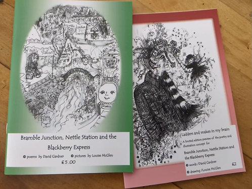 Illustrated poetry bundle