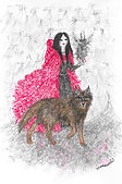 scarlett and the wolf copyright loumacoriginals
