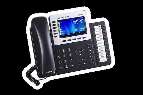 Standard Desktop Phone - Large Color LCD / HD Voice / 24 BLF Programmable Button