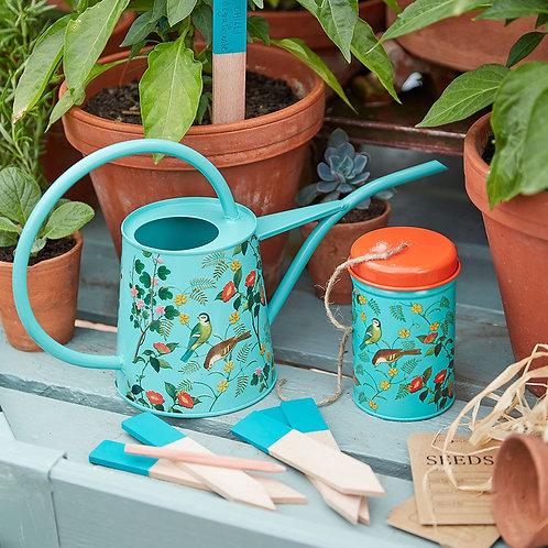Athelhampton gift shop burgon and ball gardening flora and fauna twine in a tin