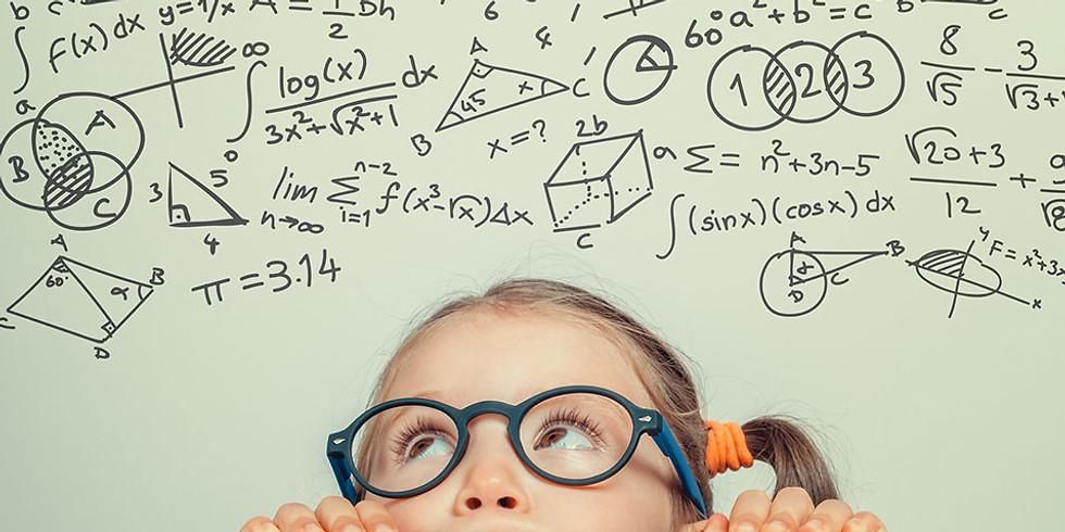 FREE Online Workshop - Share A Mindful Moment : Mindful Math