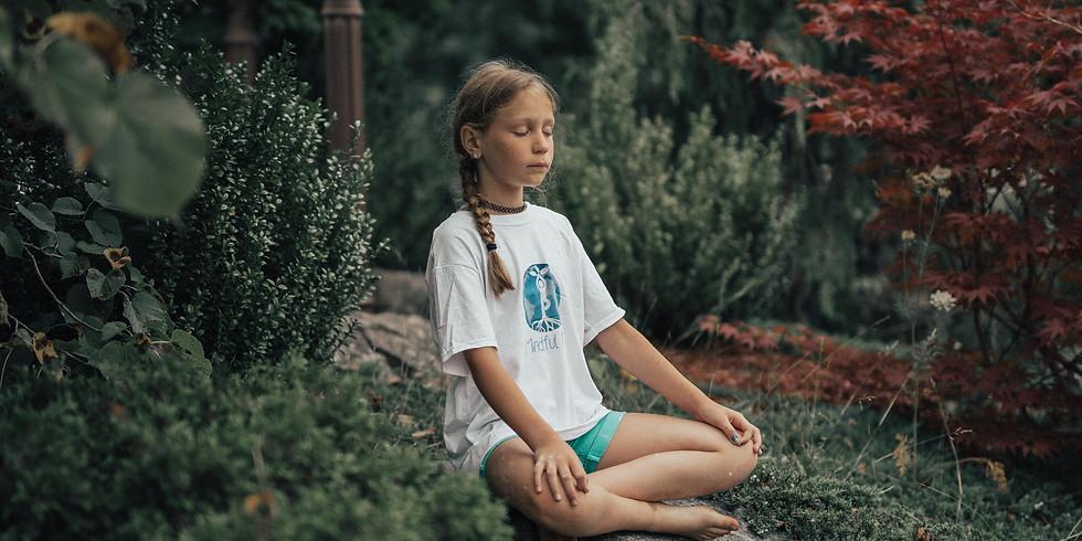 FREE Online Workshop - Share A Mindful Moment : Foster Resiliency During Covid