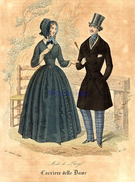 Corriere delle Dame 1844