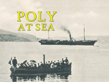 Poly at Sea