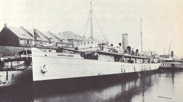 SS Admiral Dewey