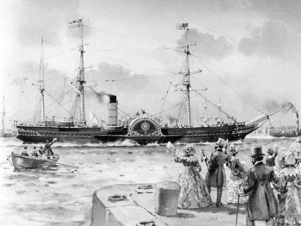 175+ years of cruise history