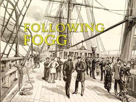 Following Phileas Fogg
