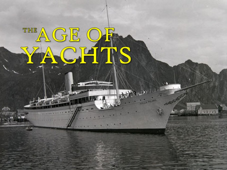 The Age of Yachts