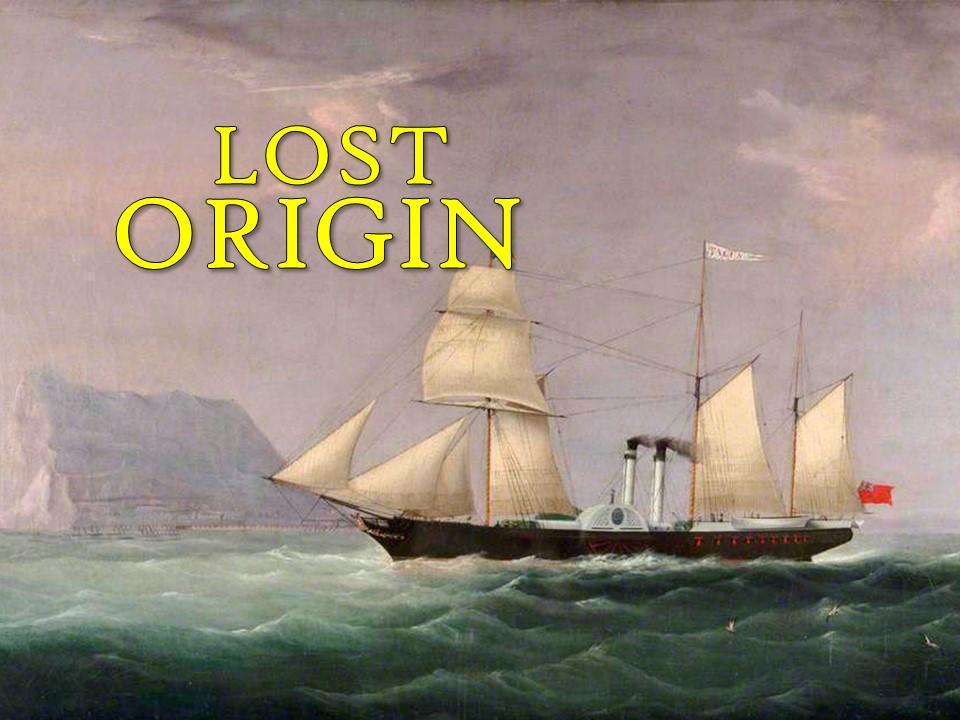 SS Ceylon off Gibraltar