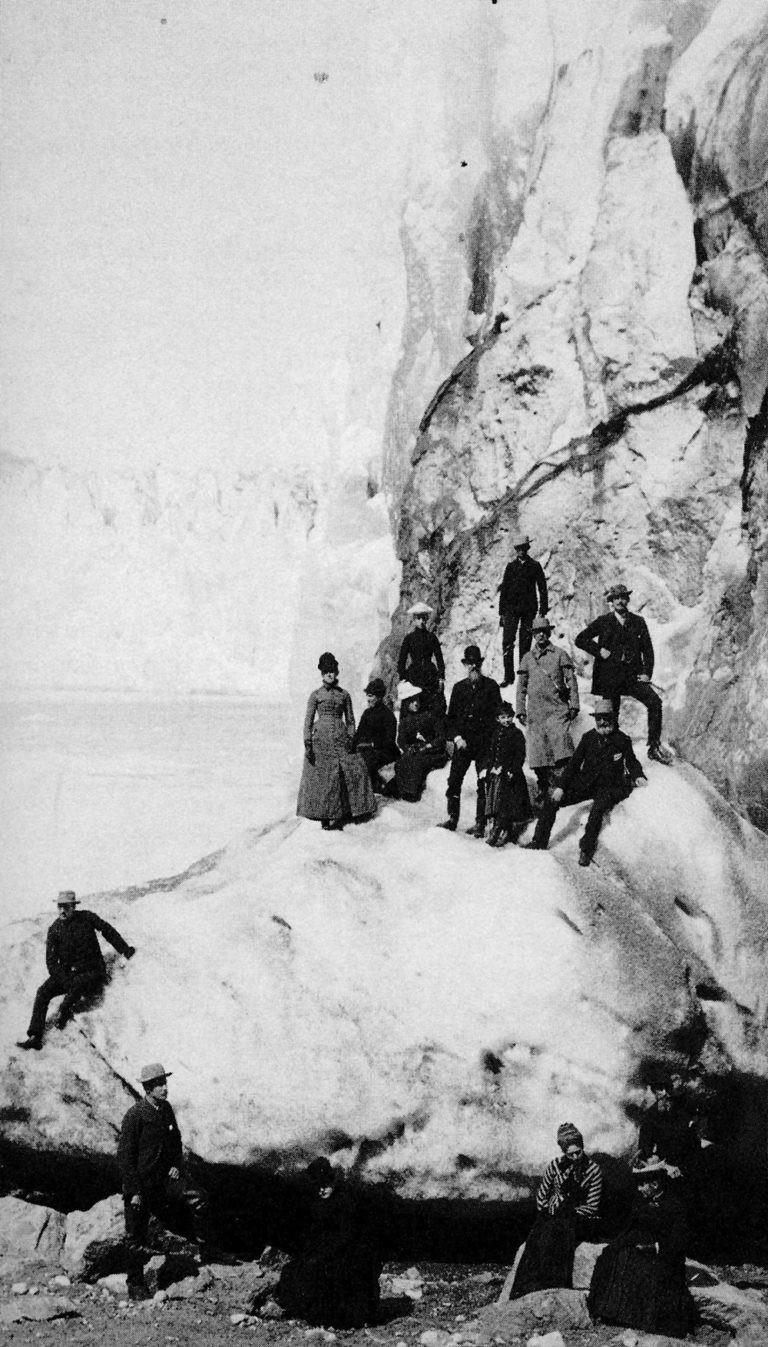 Muir Glacier 1887