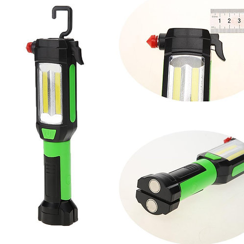 Multifunction Rechargeable COB/LED Work Light